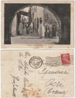 COLONIE - TRIPOLI - LIBIA - QUARTIERE INDIGENO - VIAGG. 1939 -45542- - Libia