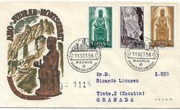 ESPAÑA, 1956 - 1951-60 Briefe U. Dokumente