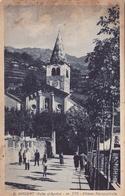 S VINCENT (VALLE D'AOSTA) CHIESA PARROCCHIALE. ITALIE CARTE POSTALE CPA CIRCULEE 1931 A GENOVA -LILHU - Italie