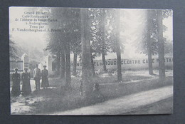 Carte Postale Café L' Abbaye Du Rouge Cloitre Auderghem Vandenbergen - Auderghem - Oudergem