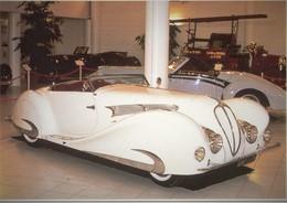 Delahaye Type 135M Cabriolet Figoni  (1948)  -  Carte Postale Modern - PKW