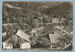 A026  CPSM  FETERNES (Haute-Savoie)  Alt. 700 M - Village De La Plantaz - Les Gorges De La Vallée De Morzine  ++++ - Andere Gemeenten