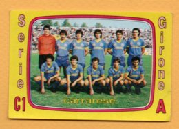 Figurina Panini 1985-86 N° 536 - Carrarese - Serie C1 Girone A - Trading Cards