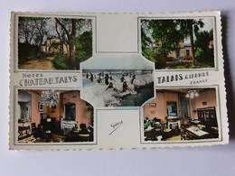 CP - TALAIS - Hôtel - Château Talys - Propriétaire Mme Ringier - France