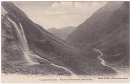 05 : Vallée De Freissinières : Cascade De La Pisse - Francia