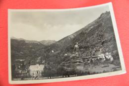 Torino Traves Veduta Di Funghera 1952 Ed. Battista - Otros