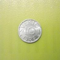 10 Öre Münze Aus Schweden Von 1984 (vorzüglich) - Schweden
