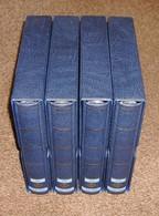 DDR Leuchtturm SF Vordruckblätter 1949 - 1990 Komplett In 4 Leuchtturm Ringbinder+ Kassetten ++ Neupreis über 900,- Euro - Komplettalben