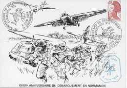 20ème Anniversaire Du Débarquement En Normandie - Deauville