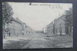 Carte Postale Leopoldsburg Rue Cauwenberghe 1911 - Leopoldsburg