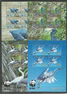 PENRHYN - MNH - Animals - Birds - WWF - Pájaros