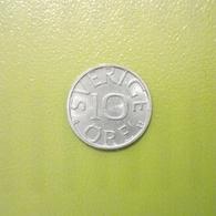 10 Öre Münze Aus Schweden Von 1980 (vorzüglich) - Schweden