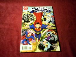 SUPERMAN  ADVENTURES ANNUAL     No 1   /  1997 - DC