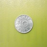 10 Öre Münze Aus Schweden Von 1982 (vorzüglich) - Schweden