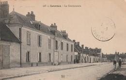 LEVROUX- LA GENDARMERIE Circulée - Other Municipalities