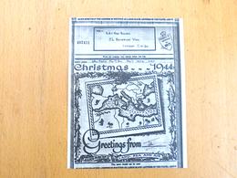 UK : Airgraph - Christmas 1944 / WW II - Other
