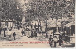 Exposition Maritime De BORDEAUX - Allée De Chartres - - Expositions
