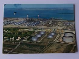 CP - PAUILLAC - La Raffinerie SHELL - BERRE - Pauillac