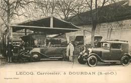 DOURDAN Carrosserie Lecoq - Dourdan