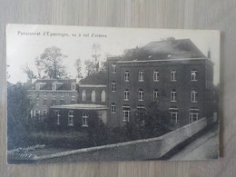1932 CP Pensionnat D' EYseringen Vu à Vol D' Oiseau Eizeringen Lennik  Photo Bultreys - Lennik