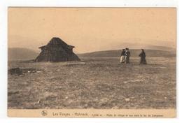 Les Voges - Hohneck   Hutte De Refuge Et.. - Autres Communes
