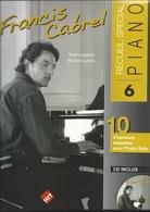 Recueil Spécial Piano Francis Cabrel - Liederbücher