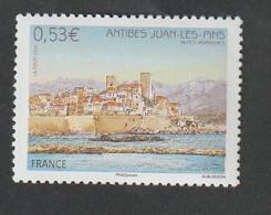 """TIMBRE - 2006  -  Série Touristique , Antibes        -  N° 3940  -   """" Vue Du Viel Antibes """"    Neuf Sans Charnière - Nuovi"""