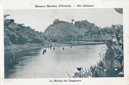 ILES SALOMON - LA RIVIERE DE TANGARARE - Salomon