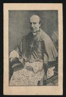 XXVe BISSCHOP GENT - MGR.EMILIUS SEGHERS - GENT 1855   1927    2 SCANS - Todesanzeige