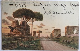 V 72546 - Roma - Via Appia - Tombe Diverse - Autres Monuments, édifices