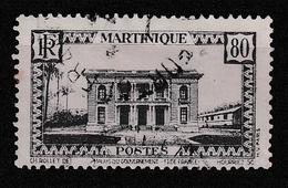 MARTINIQUE YT 146A Oblitéré - Used Stamps