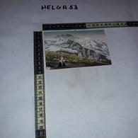 CT5702 KLEINE SCHEIDEGG MIT JUNGFRAU - Svizzera