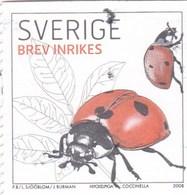 Suède YV 2606/8 2008 O Coccinelle Fourmi Abeille - Otros