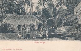 FIJIAN VILLAGE - Fidji