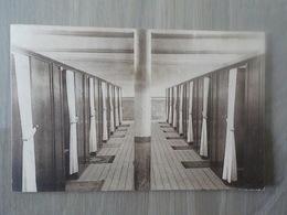 1930 - 40 CP  Pensionnat D' Eyseringen Un Dortoir Eizeringen Lennik  Photo Bultreys - Lennik