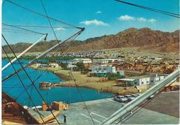 Jordan - Aqaba. Port - Jordanien