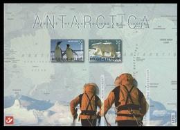 LX. 98 - Preserve The Polar Regions - Zuidpoolexpeditie 2009 Zeldzaam Nummer 25 ! - Luxusblätter