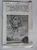 LA GAZETTE APICOLE N°412 Mars 1939 Champignons Des Ruches,Essaimage,Ponte,Ruche Double,Abeilles D'Amérique - 1900 - 1949