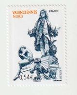 """TIMBRE - 2007  -    Série Touristique , Valenciennes  -   N° 4012  -     """"Fontaine Watteau """"   Neuf Sans Charnière - Neufs"""
