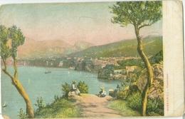 Sorrento 1921; Panorama - Viaggiata. (Editore?) - Napoli (Naples)
