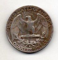 USA : 1/4 Dollar 1932 - EDICIONES FEDERALES