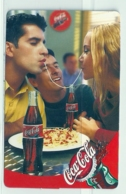 2001 Pocket Poche Calendar Calandrier Calendario Portugal Refrigerantes Boissons Soft Drinks Coca-cola Coke - Small : 2001-...