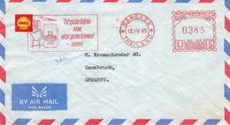 THAILAND - AIRMAIL 1965 BANGKOK - OSNABRÜCK  /ak614 - Thailand