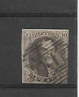 België Med Zonder Wm Stempel NI - 1858-1862 Medaillen (9/12)