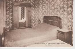 """CPA Pornichet - """"Les Charmettes"""" - Hôtel Pension - Une Chambre - Pornichet"""