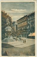 Trieste; Monumento A Domenico Rossetti - Non Viaggiata. (Editore?) - Trieste