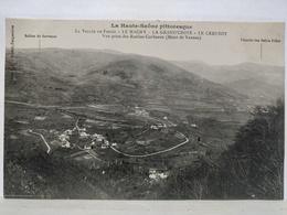 Le Magny. La Grand' Croix. Le Creusot. Vue Prise Des Roches Corbeaux, Mont Des Vannes - Non Classés
