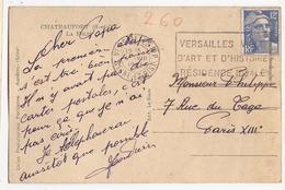 Chateaufort  La Folie (1953)  Cp260 - Altri Comuni