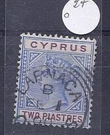 190032726  CHIPRE  YVERT    Nº  27 - Gebraucht