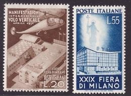 Repubblica, Serie XXIX Fiera Di Milano Del 1951 Nuova **   -CM80 - 1946-60: Neufs